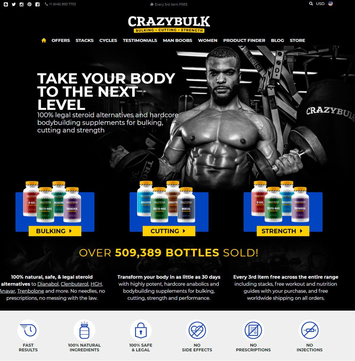 Crazy bulk bodybuilding